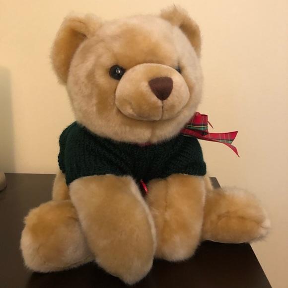 Like-New RBI Stuffed Teddy Bear